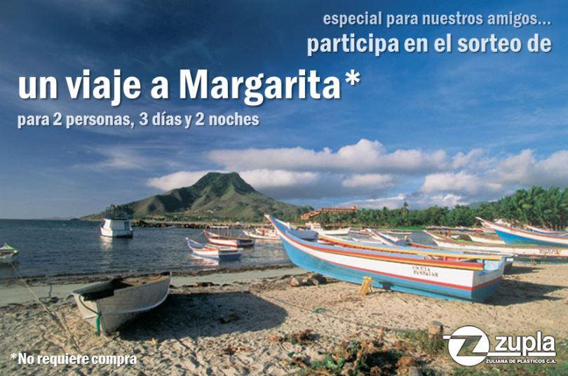 Viaje a Margarita: términos y condiciones