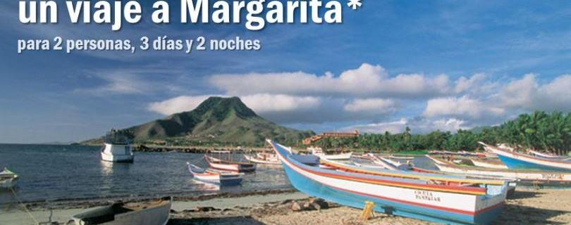 Participa en el sorteo de un viaje a Margarita con Zupla